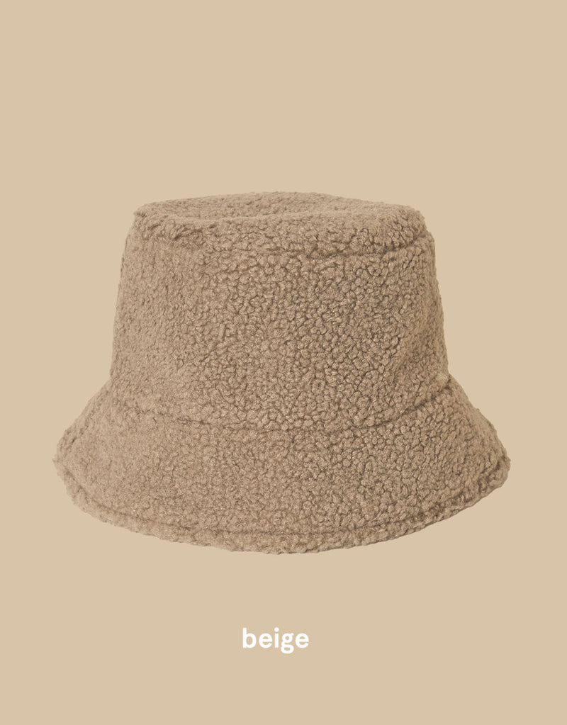 Teddy bucket hat I