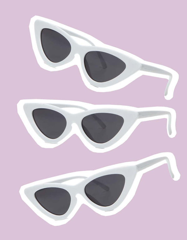 Cat eye sunglasses I