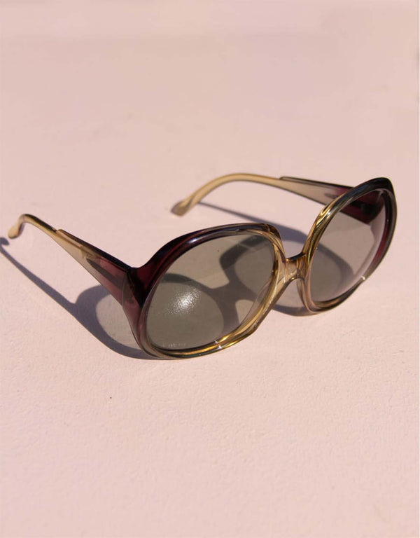 Vintage Cobra sunglasses