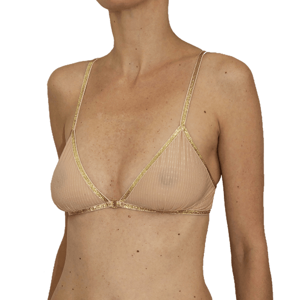Brassière Angèle Voile nude