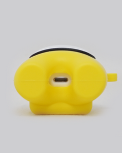Yellow Crewmate AirPods Case