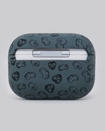 Load image into Gallery viewer, Grey Kaws Holiday Inspired AirPods Pro Case