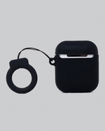 Load image into Gallery viewer, Sup AirPods Case (Black)