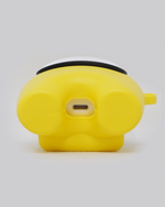 Load image into Gallery viewer, Yellow Crewmate AirPods Pro Case