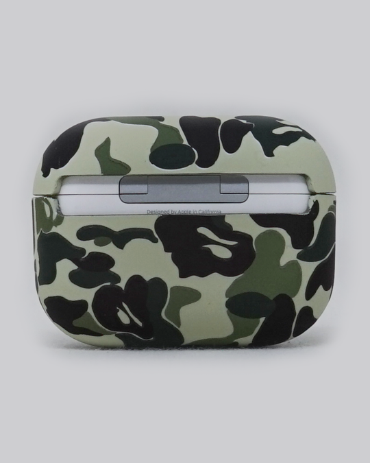 Baby Ape x Shark Inspired AirPods Pro Case (Camo)