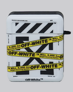 Load image into Gallery viewer, OW Tape (White) AirPods Case