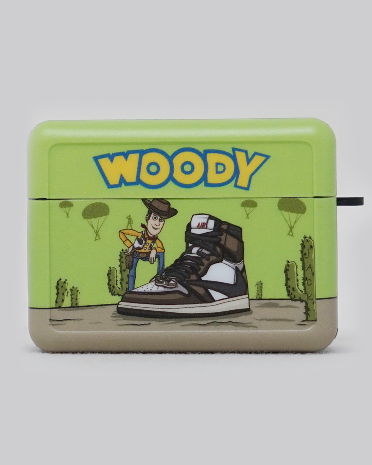 Woody AirPods Pro Case