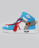 Load image into Gallery viewer, OW AJ 1 UNC AirPods Case