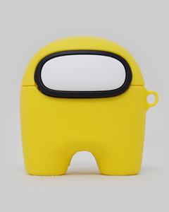 Yellow Crewmate AirPods Pro Case