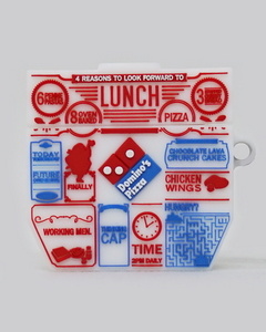 Dominos Pizza AirPods Case