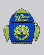 Load image into Gallery viewer, Pizza Planet AirPods Case