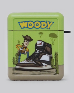 Woody AirPods Case