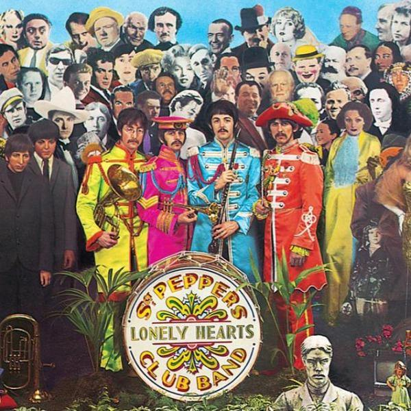 Sergeant Pepper's Lonely Hearts Club Dip