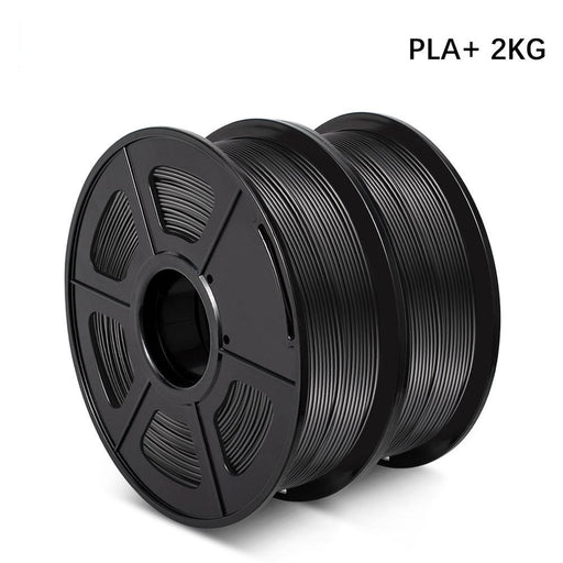 Best Selling 2 rolls PLA PLUS (PLA+) 1.75mm Filament 2kg/4.4lbs
