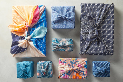 wrap a present without wrapping paper