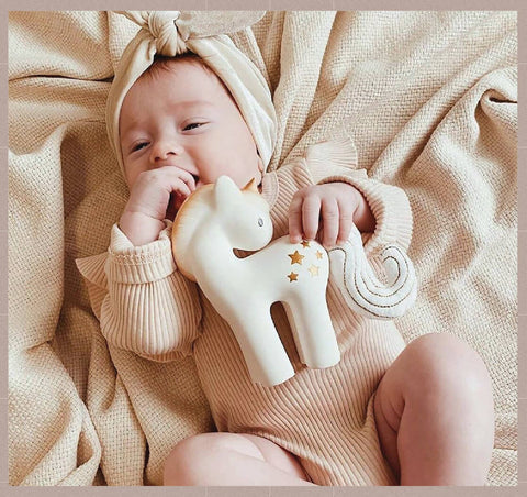 Baby Teethers & Rattles