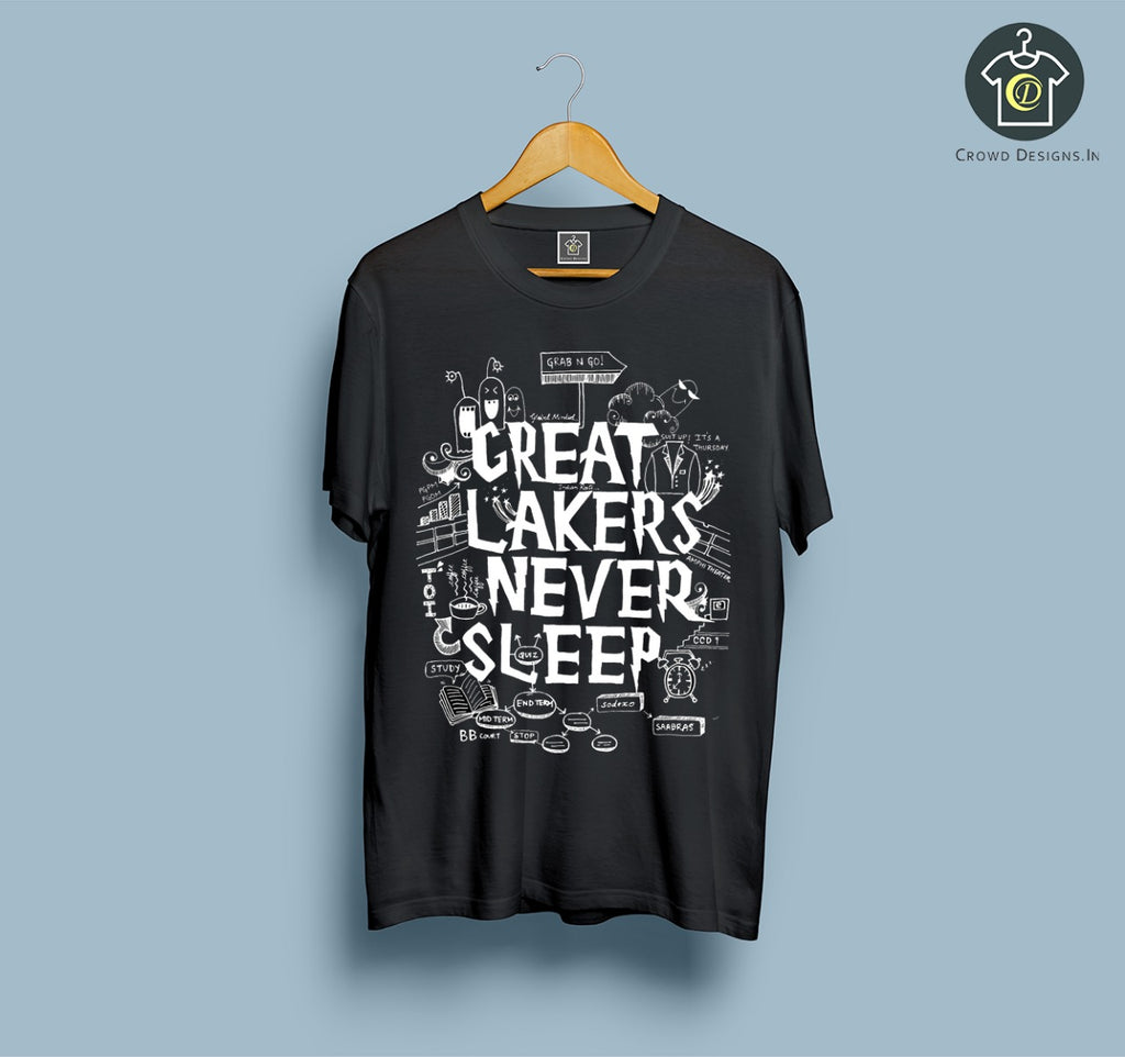 Great Lakes Doodle Tee