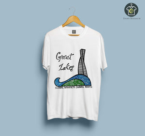 Great Lakes Reflection Tee