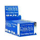 Randy\'s Classic Wired Papers Wired Rolling Papers