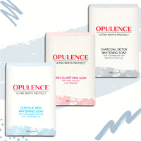 Opulence Power of 3 Whitening Soap Bundle