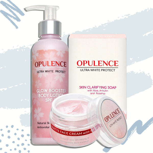 Opulence Ultra White Protect Trio