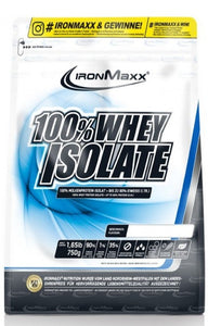 IronMaxx 100% Whey Isolate Beutel