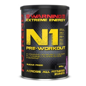 Nutrend N1 Pre Workout Booster Pulver