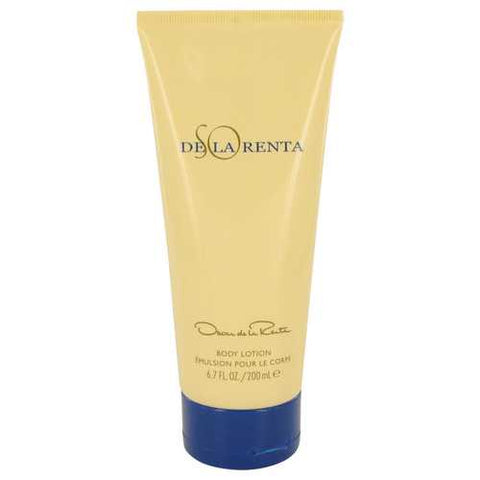 SO DE LA RENTA by Oscar de la Renta Body Lotion 6.7 oz (Women)