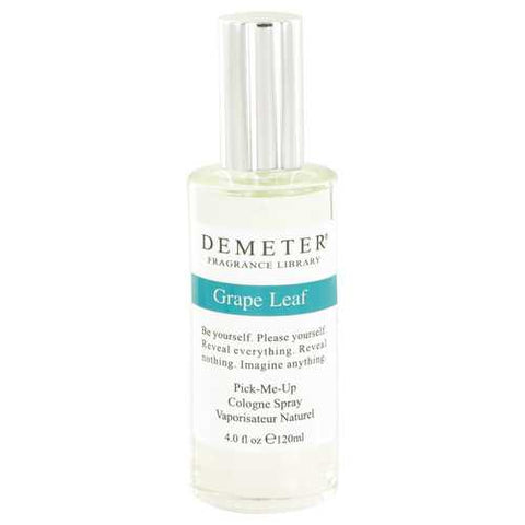 Demeter Grape Leaf by Demeter Cologne Spray 4 oz (Women)