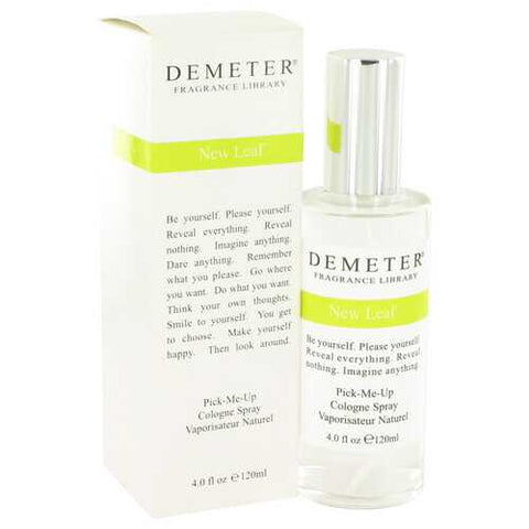 Demeter New Leaf by Demeter Cologne Spray 4 oz (Women)