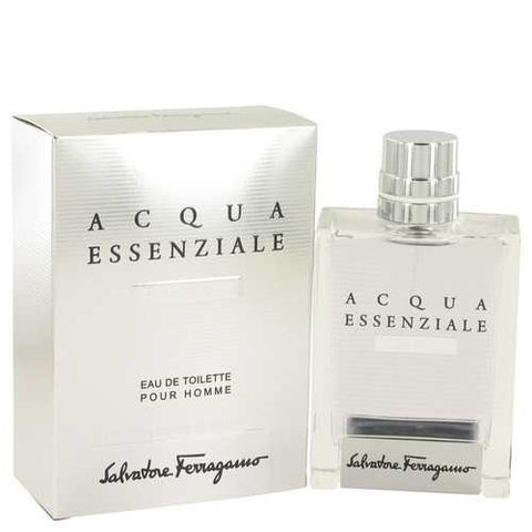 Acqua Essenziale Colonia by Salvatore Ferragamo Eau De Toilette Spray 3.4 oz (Men)