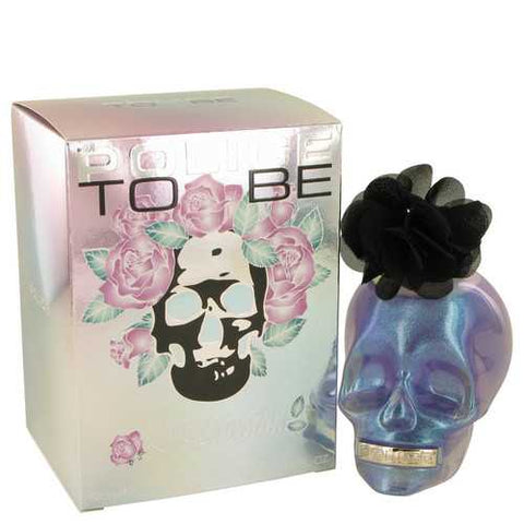 Police To Be Rose Blossom by Police Colognes Eau De Parfum Spray 4.2 oz (Women)