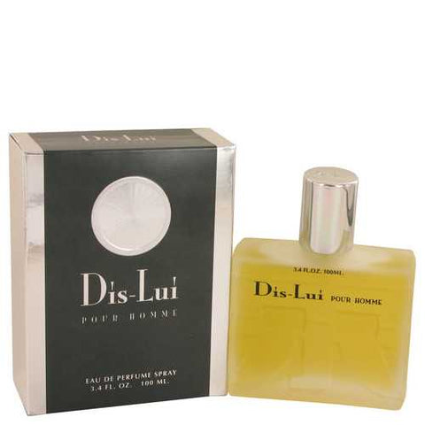 Dis Lui by YZY Perfume Eau De Parfum Spray 3.4 oz (Men) - Laubak