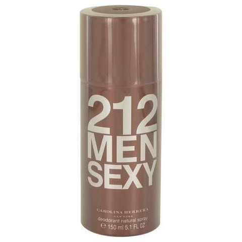 212 Sexy by Carolina Herrera Deodorant Spray 5.1 oz (Men) - Laubak