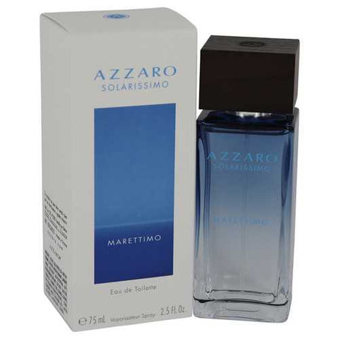 Azzaro Solarissimo Marettimo by Azzaro Eau De Toilette Spray 2.5 oz (Men)