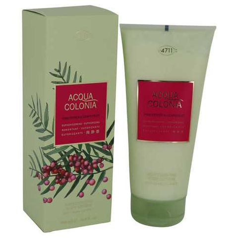 4711 Acqua Colonia Pink Pepper & Grapefruit by 4711 Body Lotion 6.8 oz (Women)