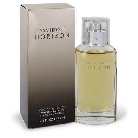 Davidoff Horizon by Davidoff Eau De Toilette Spray 2.5 oz (Men)