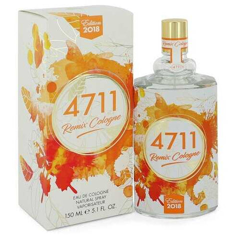 4711 Remix by 4711 Eau De Cologne Spray (Unisex 2018) 5.1 oz (Men)
