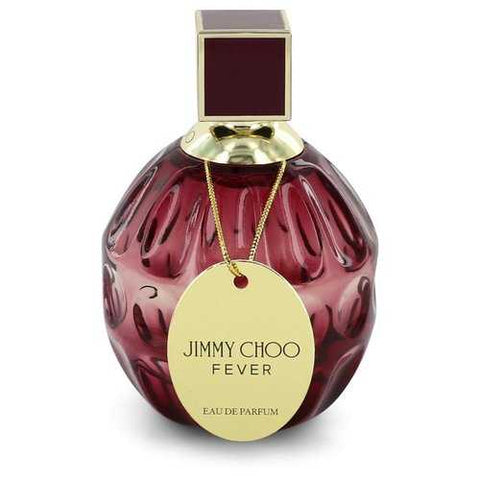 Jimmy Choo Fever by Jimmy Choo Eau De Parfum Spray (Tester) 3.3 oz (Women)