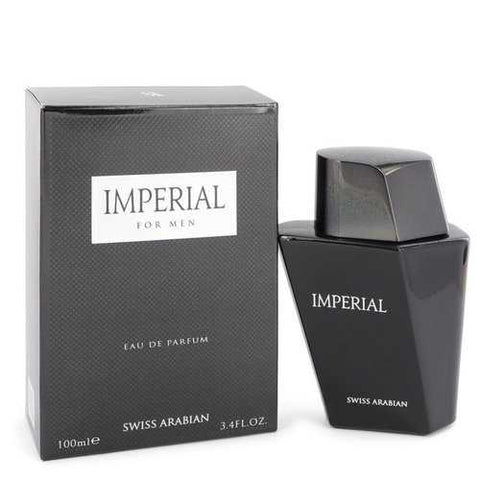 Swiss Arabian Imperial by Swiss Arabian Eau De Parfum Spray (Unisex) 3.4 oz (Women) - Laubak