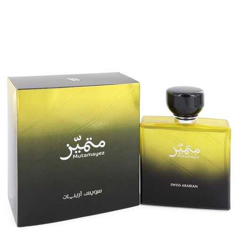 Mutamayez by Swiss Arabian Eau De Parfum Spray 3.4 oz (Men)