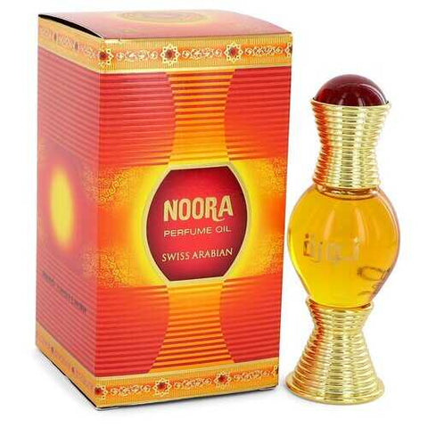 Swiss Arabian Noora by Swiss Arabian Perfume Oil (Unisex) .67 oz (Women)