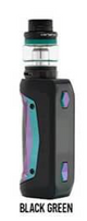 Geek Vape - Aegis Solo Kit Black Green