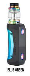 Geek Vape - Aegis Solo Kit Blue Green