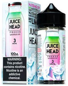 Juice Head - Watermelon Lime Freeze 100ml