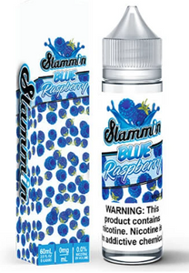 Slammin - Blue Raspberry 60ml