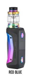 Geek Vape - Aegis Solo Kit Red Blue