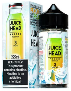 Juice Head - Peach Pear Freeze 100ml