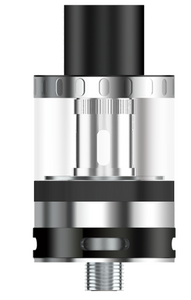 Aspire - Atlantic EVO Tank Stainless and Black