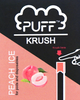 Puff Krush - Peach Ice